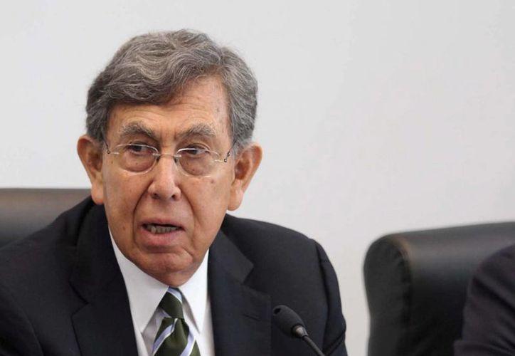 Hasta no conocerla sabremos si es o no privatizadora: Cárdenas. (Notimex)