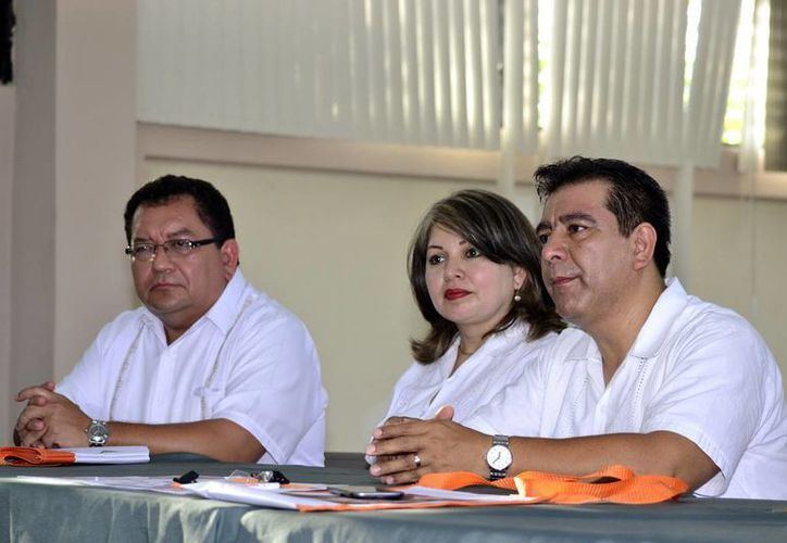 Los dirigentes nacionales del MFC presidirán el evento, que se llevará a cabo en la capital yucateca. (Milenio Novedades)