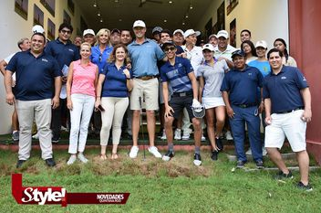 Clínica de golf con Patton Kizzire