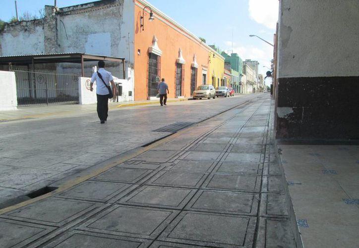 La mañana del 25 de diciembre volvió a ser una de las más tranquilas del año en Mérida, como cada calendario. (Cristian Cuxin/SIPSE.com)