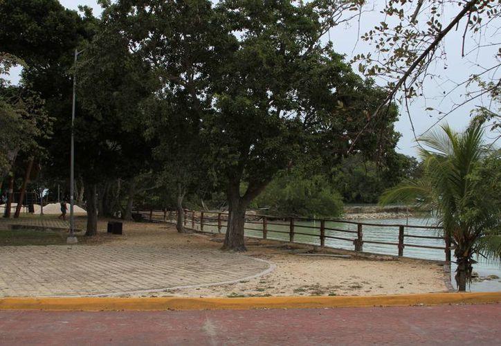 Desde el mes de octubre de 2014, fue cerrado por seguridad de los visitantes. (Ángel Castilla/SIPSE)
