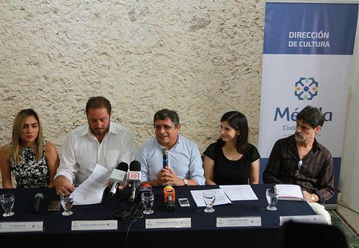 Como parte de los eventos de la Noche Blanca, 28 galerías de arte abrirán sus puertas con eventos y promociones atractivas. (Foto cortesía del Gobierno de Yucatán)