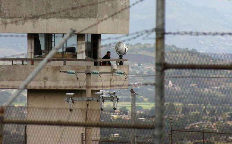 Se registra motín en el penal de Chiconautla, Estado de México