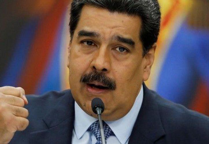 El juramento de Maduro se produce en medio de una fuerte polémica. (ABC. Es)