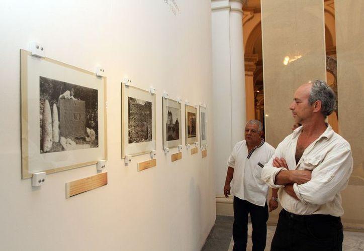"""Exposición, """"Rostros del ayer, retratos en Yucatán. (Cortesía)"""
