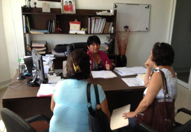 Sustituirán a los 25 maestros que no se presentaron la semana pasada. (Adrián Barreto/SIPSE)