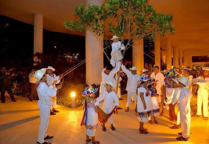La Maya Pax fue nombrada como patrimonio cultural intangible de Quintana Roo en el Museo Maya de Cancún. (Redacción/SIPSE)
