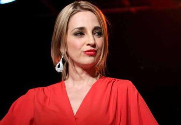 Claudia Ramírez logró acaparar la atención de la audiencia con su personaje de Rebecca en 'El color de la pasión'. (terra.com.mx)