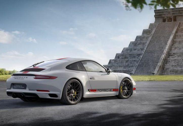 Lanzan una edición especial  de Porsche Exclusivo de nuestro país. (Foto: El universal)