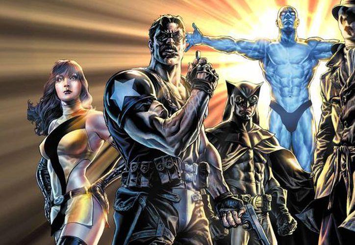 La novela gráfica de Alan Moore tendrá una nueva adaptación animada. (DC Comics)