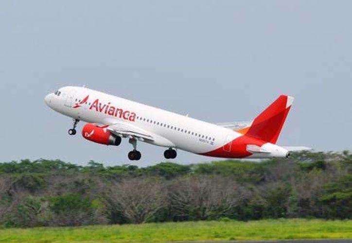Avianca invierte 700 mdd en su nueva flota de aviones. (Archivo/SIPSE)