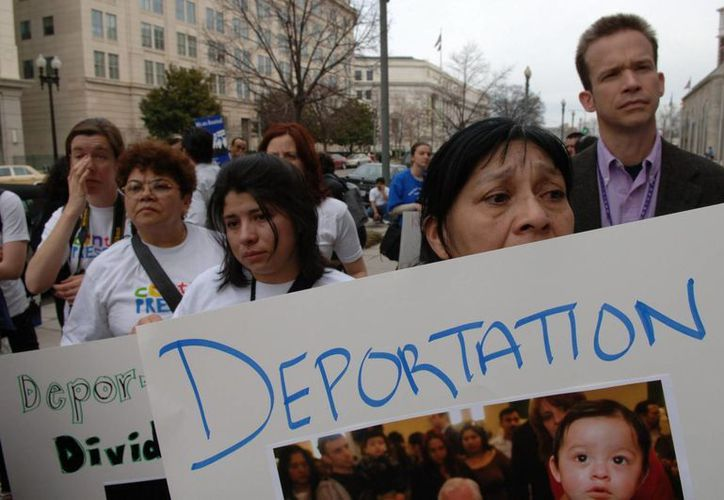 La decisión del Gobierno de plantear el caso ante el Supremo era muy esperada por activistas e inmigrantes, y alienta una batalla potencial sobre las políticas de inmigración del presidente Obama en medio de un año electoral. (Archivo/EFE)