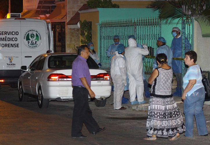 Emma Gabriela Molina fue asesinada el 27 de marzo en la puerta de su hogar, en el Fraccionamiento San Luis, de Mérida. (SIPSE)