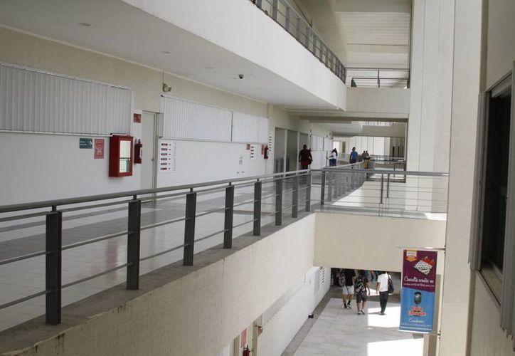 Los proyectos seleccionados son de alumnos de la carrera de ingeniería en Telemática. En la imagen, las instalaciones de la Unicaribe. (Sergio Orozco/SIPSE)