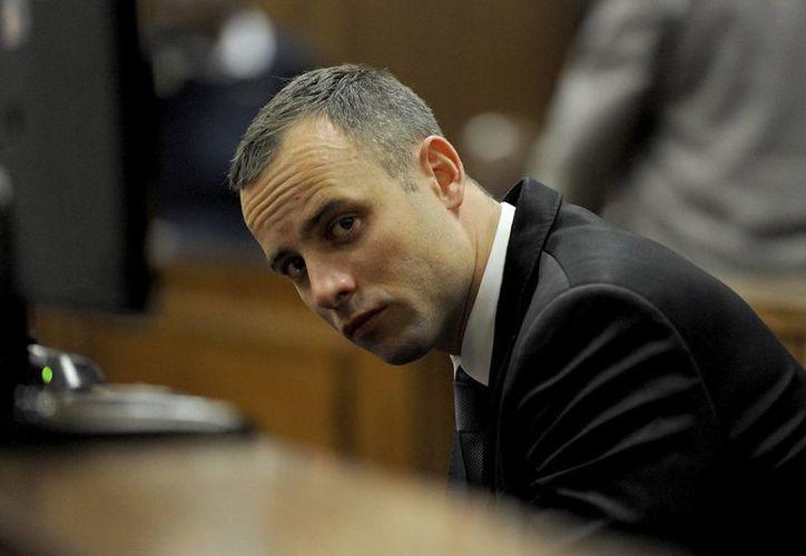 Pistorius podría ser condenado a cadena perpetua esta misma semana si es hallado culpable de homicidio. (Foto: AP)