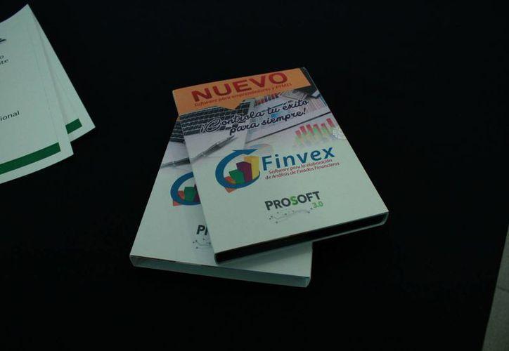 Programas como el Finvex solucionan temas fundamentales para el crecimiento de la empresa: el diagnóstico y planeación financiera. (Jorge Acosta/ Milenio Novedades)