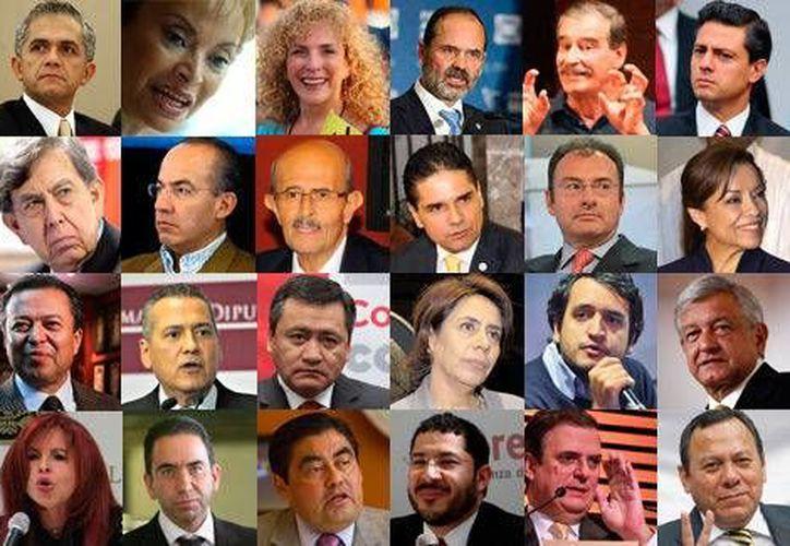 Los políticos mexicanos y sus frases célebres en 2013. (milenio.com)