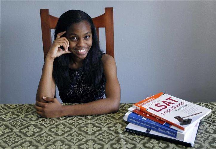 La joven Bush estudió la preparatoria al mismo tiempo que la universidad en Miami. (Reuters)
