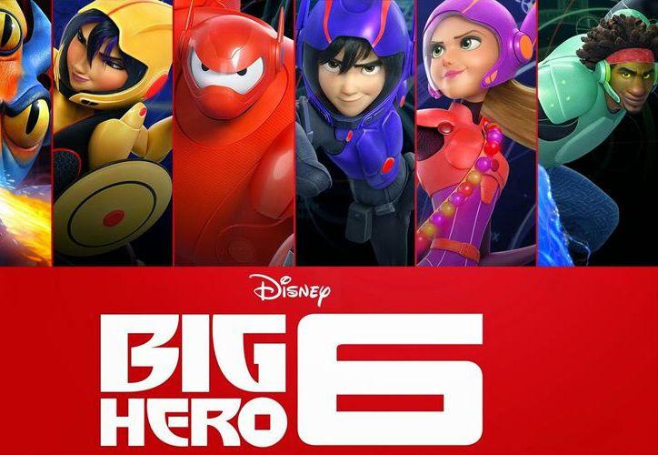 """""""Big Hero 6"""" está a punto de emprender su regreso triunfal. (Disney)."""