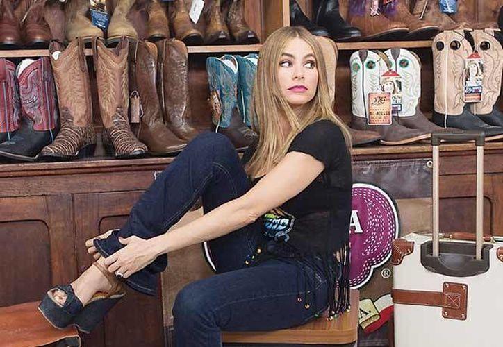 Con 28.5 millones de dólares en el último año, la colombiana Sofía Vergara es la actriz mejor pagada de TV en EU. (Excelsior)