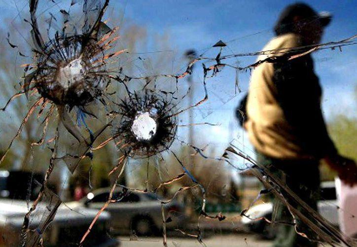 En cinco entidades del país concentró el 53 por ciento de los asesinatos ligados al narco. (Archivo/Reuters)