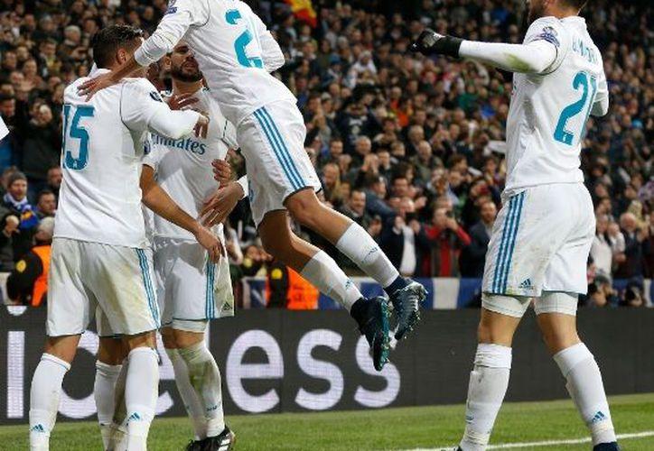 El juego se disputó en el Estadio Santiago Bernabéu. (Twitter: Real Madrid)