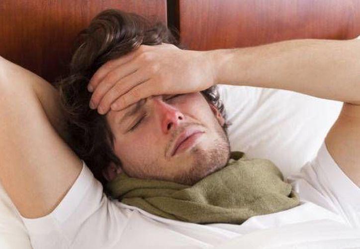 Según un estudio reciente los hombres son más vulnerables a la gripe. (Contexto/SIPSE)