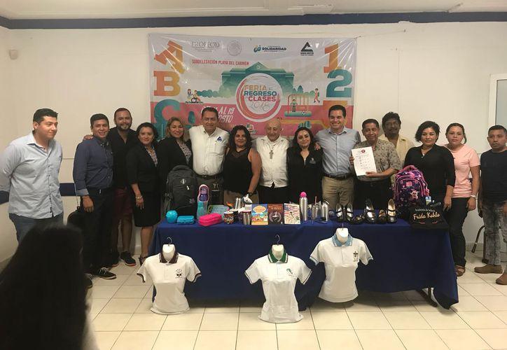 Todos los comerciantes que participarán están afiliados a la Cámara Nacional de Comercio. (Adrián Barreto/ SIPSE)