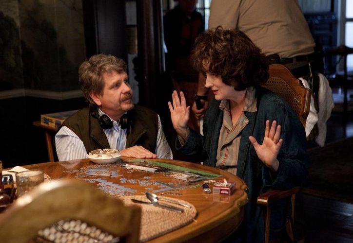 """Meryl Streep interpreta a Violet Weston en la adaptación al cine de la obra de Tracy Letts """"August: Osage County"""". (Agencias)"""