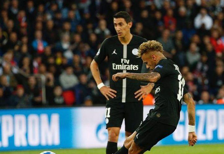 Neymar, que ganó varias ligas de Francia con PSG, pero nunca llegó a la final de la Champions, regresaría al Barza, con el que brilló en todo lo alto. (Foto: Instagram)