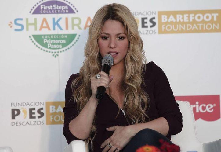 Shakira y Gerard Piqué trajeron al mundo este jueves a su segundo hijo. (Foto de archivo de Notimex)