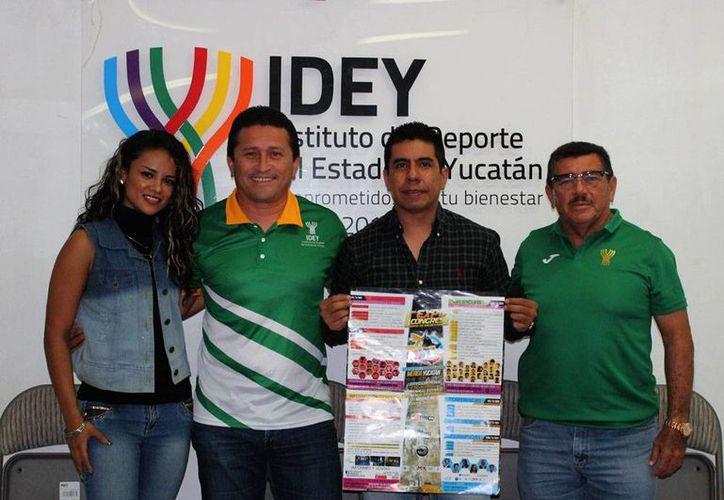 La I Expo Congreso Nacional de Salud y Fitness, en Mérida, estará abierto para todo público y para la gente que se dedica a la actividad física, incluyendo a instructores. (SIPSE)