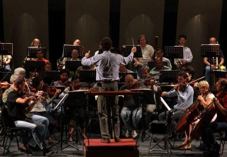 La Orquesta Sinfónica de Yucatán brindará un concierto de 3 horas con piezas de Beethoven y Haydn. (SIPSE)