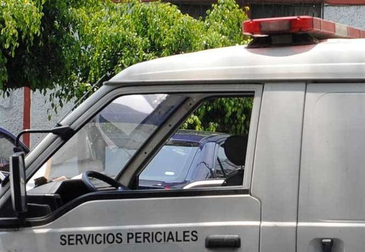 El esposo de Alejandra llegó con vida al hospital, pero falleció minutos más tarde. (Excélsior)