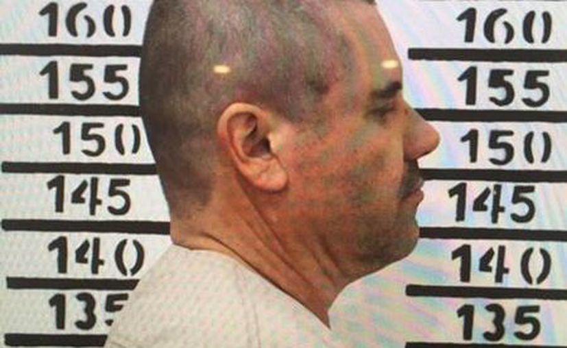 El capo fue detenido en enero de 2016 casi seis meses después de huir del penal de máxima seguridad del Altiplano. (Agencias)