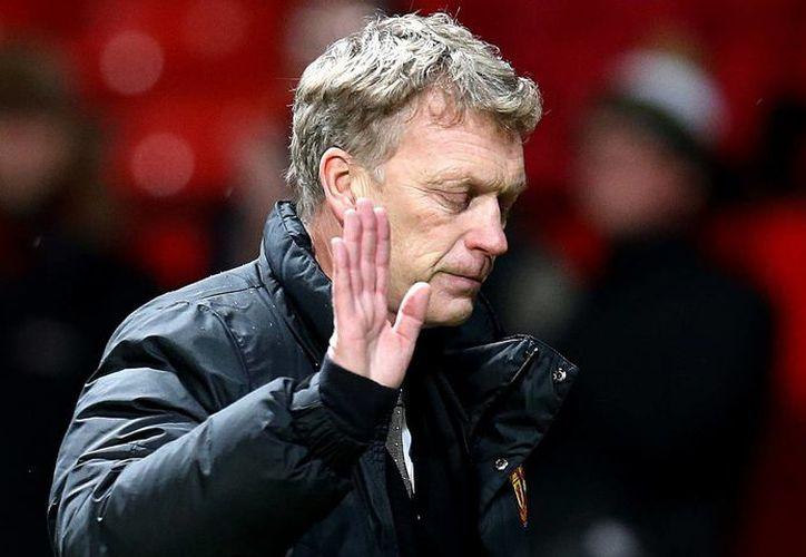 David Moyes tuvo durante una década un buen paso con Everton, pero no pudo siquiera completar una temporada en Manchester United ante los malos resultados. Ahora dirigirá en España por primera vez en su carrera. (theguardian.com/Foto de archivo)