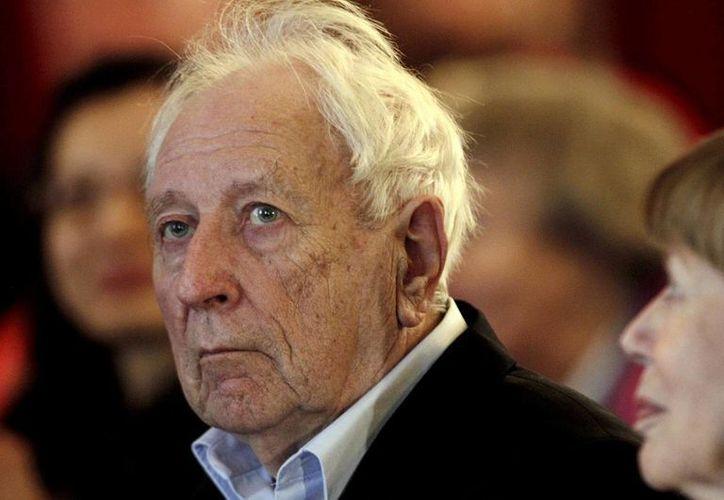 El escritor sueco premio Nobel de Literatura Tomas Transtromer. (Archivo/EFE)