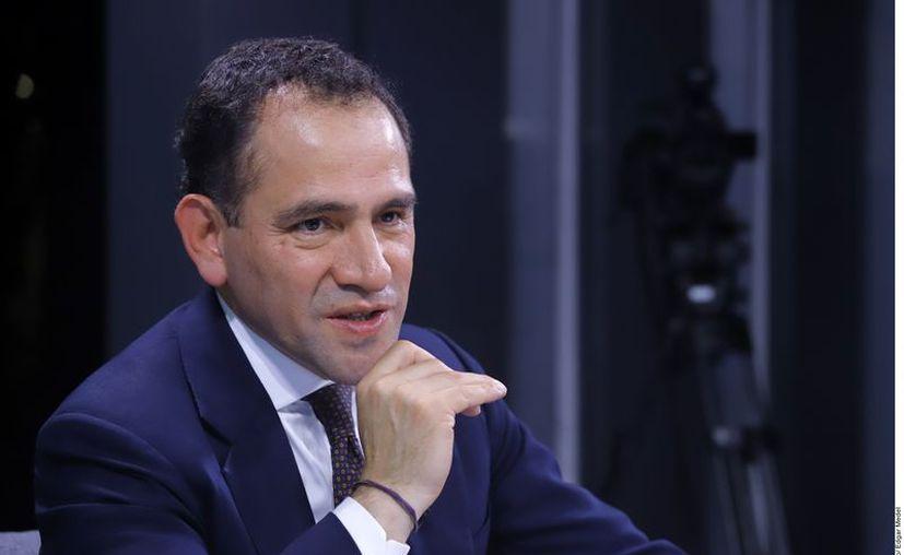 Arturo Herrera, Secretario de Hacienda y Crédito Público. (Agencia Reforma)