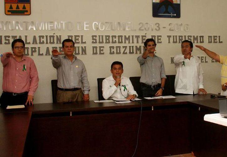 El evento tuvo lugar en el Salón de Cabildo. (Cortesía/SIPSE)