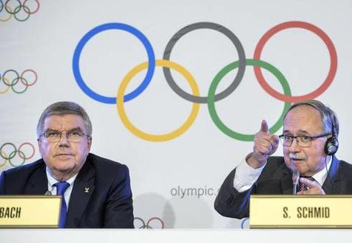 La Unidad de Integridad del Atletismo, que examina los casos de dopaje, informó de la decisión del castigo. (La Jornada)