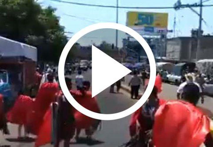 Reportan un muerto durante la balacera en Reynosa. (Foto: Contexto)