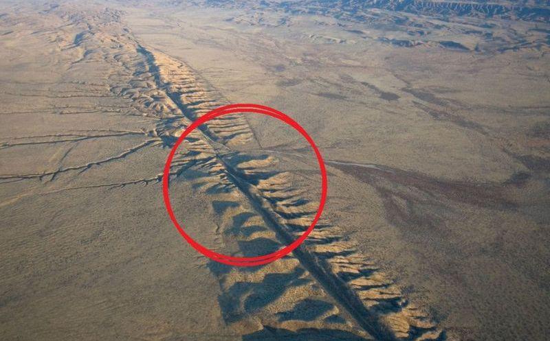 Científica revela cuándo ocurrirá el megaterremoto de la Falla de San Andrés