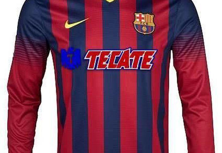 El contrato de Tecate con el Barcelona será regional. (Foto tomada de marca.com)