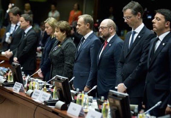 La Unión Europea se mantiene firme y unida ante Brexit. (voltairenet.org)