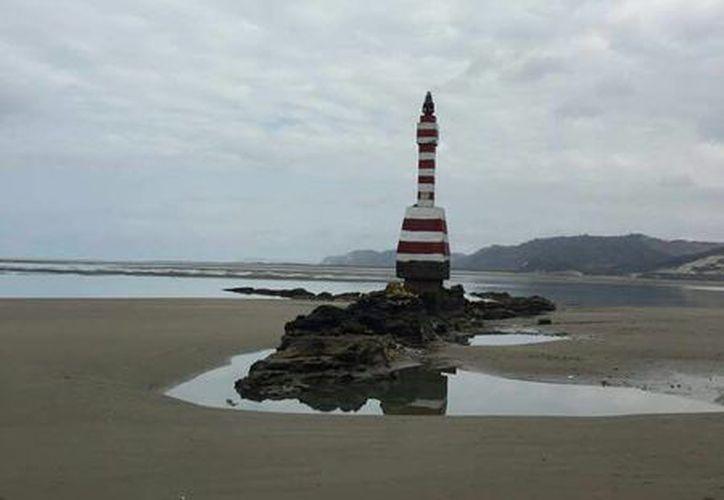 En sus mensajes y publicaciones, consultaban sobre este suceso, que ha dejado al descubierto gran parte de las playas. (RT)