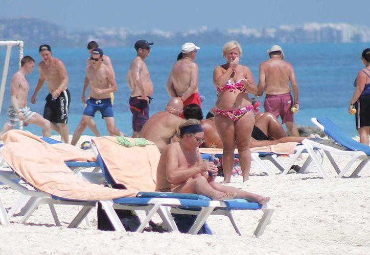 Las principales ciudades emisoras alemanas de turismo hacia el Caribe mexicano son Múnich, Stuttgart, Berlín y Dusseldorf. (Jesús Tijerina/ SIPSE)