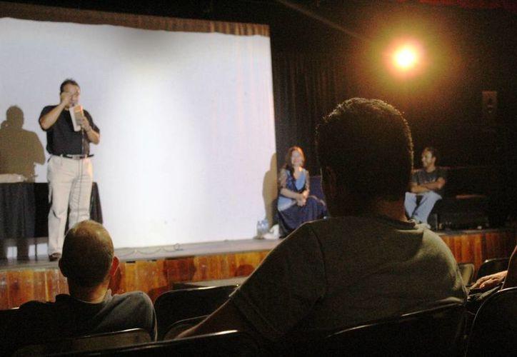 Las actividades que se desarrollaron fueron dirigidas principalmente para el público juvenil. (Octavio Martínez/SIPSE)
