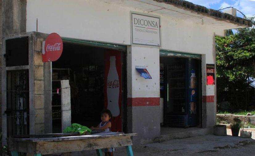 Diconsa ahora solo mantiene convenio con el Estado, no con los municipios de Q. Roo. (Ángel Castilla/SIPSE)