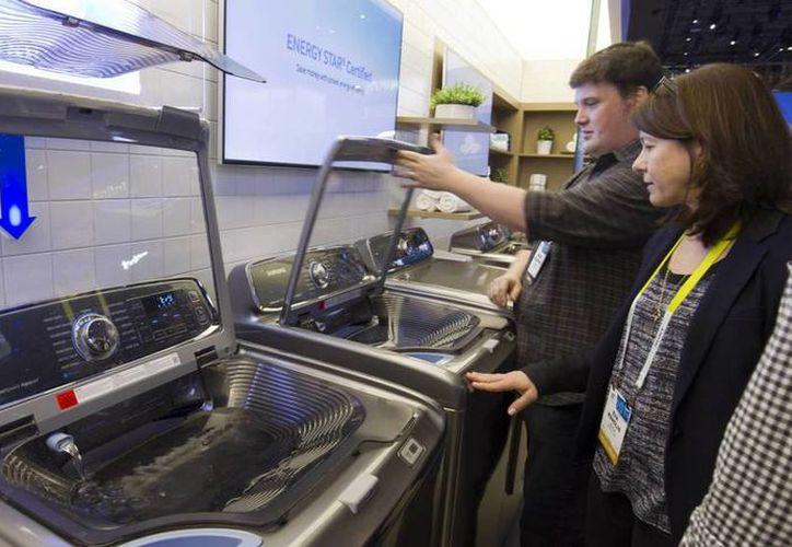 El tambor de la lavadora podría separarse debido a la vibración y herir a los usuarios. (Foto: Internet)