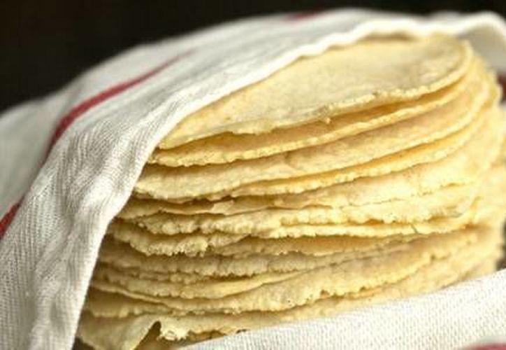 El costo de las tortillas se ha mantenido entre 14 y 15 pesos en los últimos dos años. (Contexto/Internet)